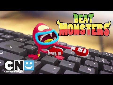 Vive les nouvelles technologies | Beat Monsters | Cartoon Network