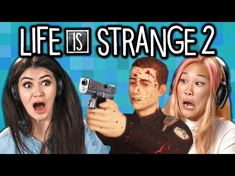 LIFE IS STRANGE 2 w/ Teens & College Kids (React: Gaming) thumbnail