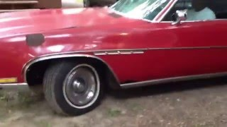 1970 Buick Electra Part 1