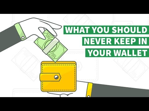 Skip Kelly - Things You Should NEVER Carry in Your Wallet or Purse