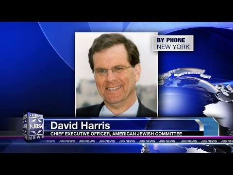 In The News: David Harris on AJC Survey