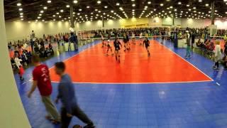 Elevation Lippert vs CVA Conley Game 1