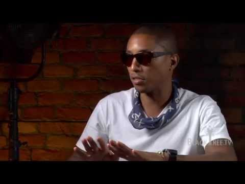 Sound Check +  Pharrell Williams