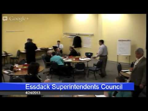 ESSDACK Supts Council Meeting