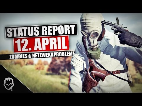 ◤Status Report 12.04.16 | DAYZ STANDALONE V0.59 | German Gameplay - Ricoo