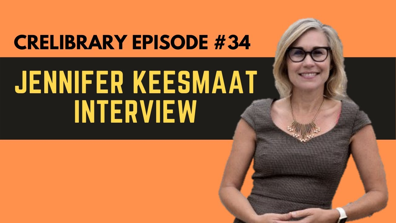 Jennifer Keesmaat, Chief City Planner to Private Sector Mogul | CRELIBRARY Episode #34