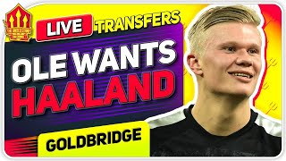 Solskjaer Wants Haaland! Upamecano Joins Bayern! Man Utd News