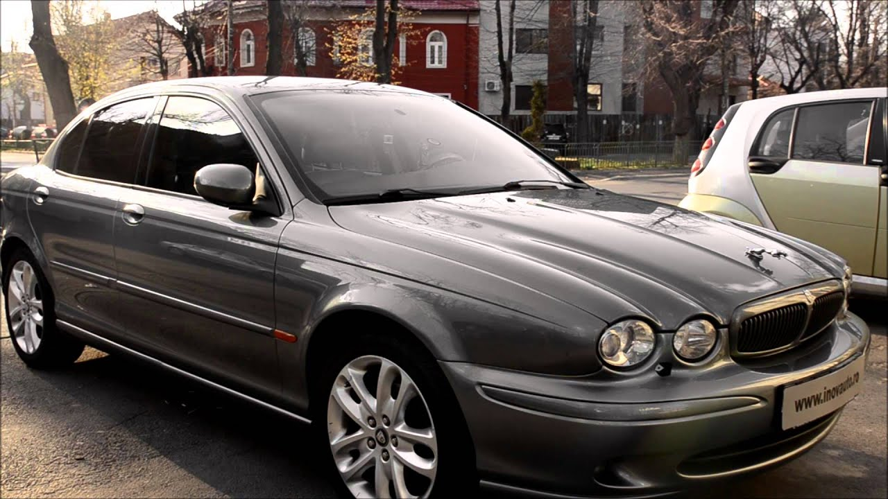 jaguar x type 2 1 v6 157cp 2003 inovauto youtube. Black Bedroom Furniture Sets. Home Design Ideas
