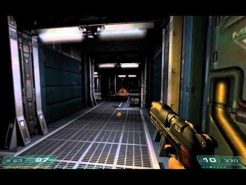 Doom 3 Alpha Labs - Sector 4 Part 1