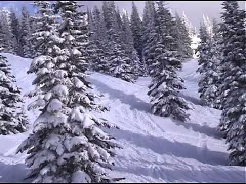 Snowboarding Silver Star (Canada)