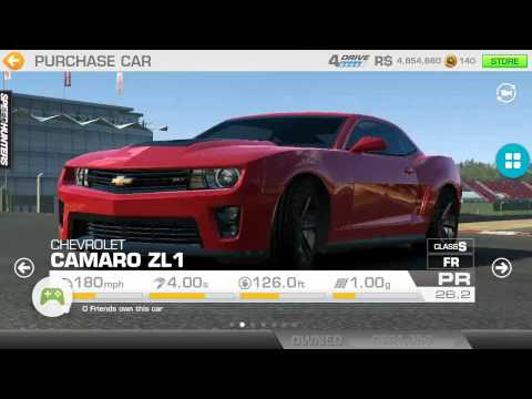 Real Racing 3 Part 1 All Car Prices
