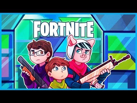 *UNLIMITED* PORT-A-FORT GLITCH in Fortnite: Battle Royale! (Fortnite Funny Moments & Fails) thumbnail