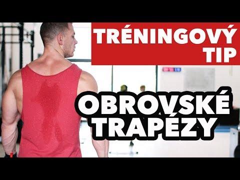 Chceš obrovské trapézy? Tréningový tip na objem trapézov.