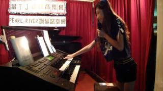 安祿 精彩解說 雙層電子琴 的特色