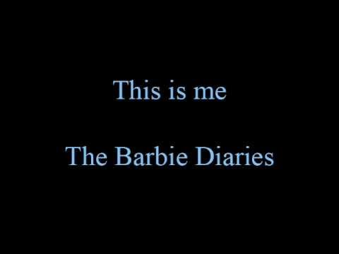 This is me - lyrics