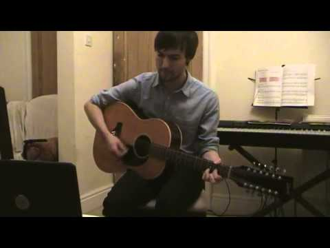 You've got to hide your love away (The BEATLES) / Cover on Gibson 12 strings guitar