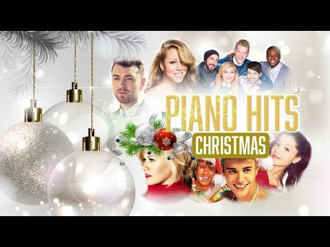 Piano Hits : Over 1 HR of Christmas Songs Background  relaxing studying