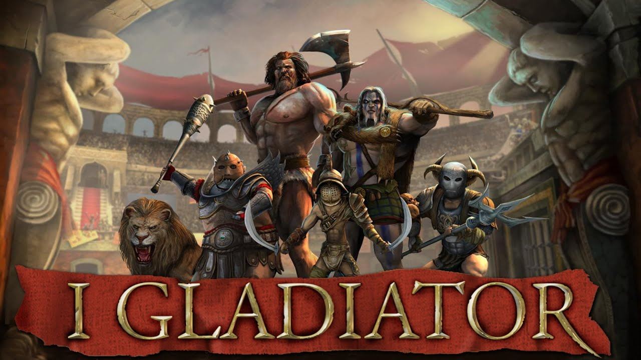 I Gladiator Free Download PC Games