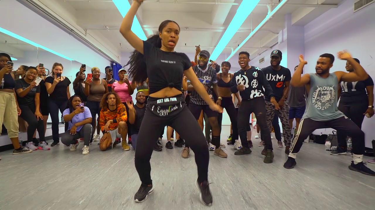 Yemi Alade - Oh My Gosh Choreography by Izzy Odigie | NYC CLASS