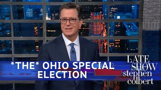 How Donald Trump Butted Into Ohio's Special Election