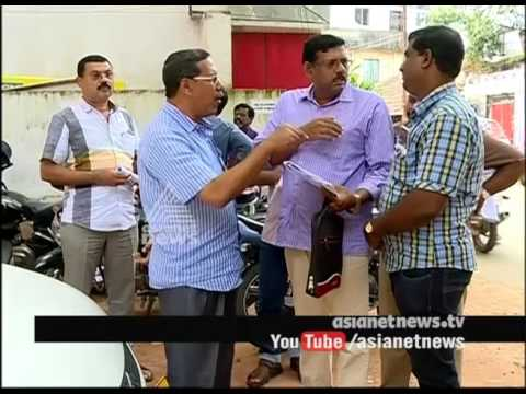 MVD employees protest against suspension of trade Union Leaders