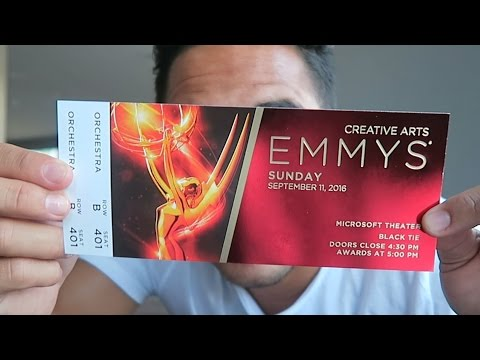 EMMY TICKET