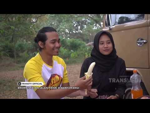 BROWNIS JALAN - JALAN - Mboiyen Salting Ketemu Cowo Ganteng Di Hutan (21/9/19) Part 4