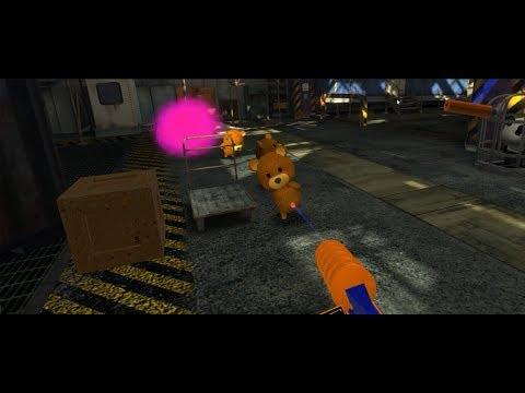 『スニーキーベア』 スニーキーベアがPS VRにやってきた!