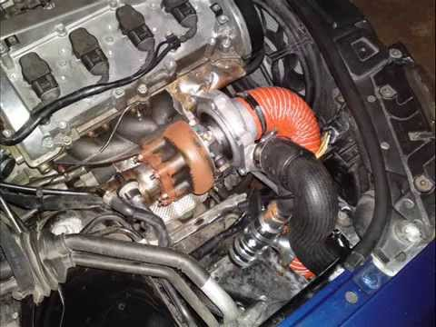 Passat 3BG 1.8T GT28RS Umbau - YouTube