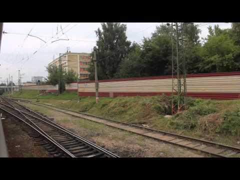 пл. Поваровка - Москва (Курский вокзал) (Окт ж\д - Мск ж\д, РЖД)