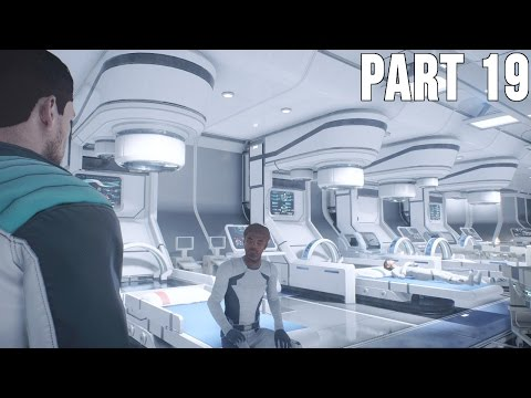 Mass Effect: Andromeda - 100% Walkthrough Part 19 [PS4] –  Task: Lost Brother