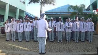 Lagu Indonesia Raya 3 Stanza - Padus Diamond Gita Suara