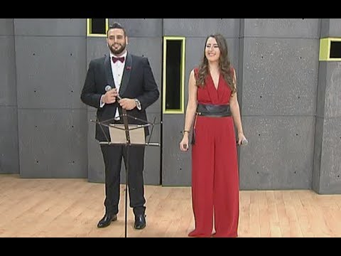 Musical - Ecole des Arts Ghassan Yammine - Krystel Dib and Maurice Mezher - Christmas Songs