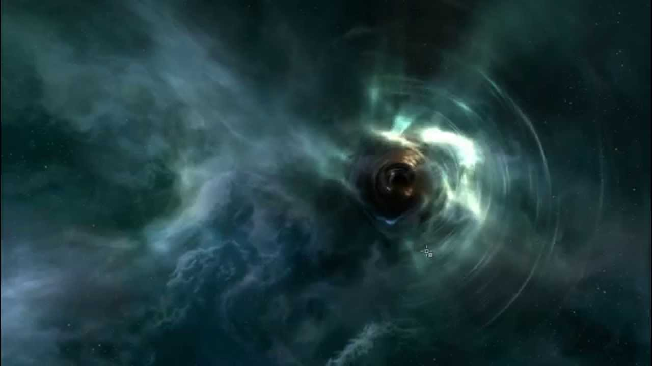 Eve Online  WH Live / New wormhole effect