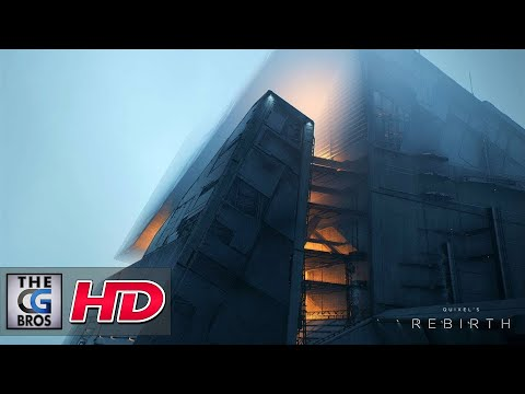 """CGI 3D Animated Short: """"UE4 Real-Time Rendering Short Film: Rebirth"""" - by  Quixel 