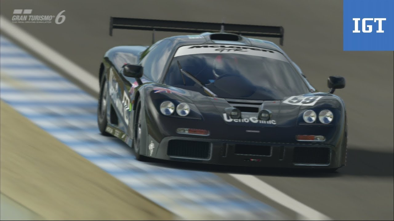 GT6 - Seasonal Events - Expert Level Racing Car Challenge - Mazda ...