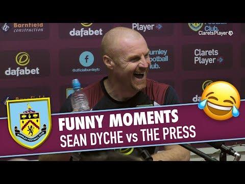 FUNNY | Sean Dyche vs The Press