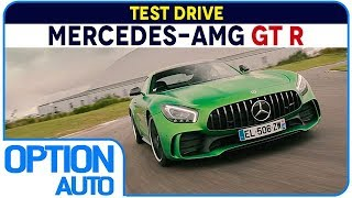 ★ Test Drive • Mercedes-AMG GT R (Option Auto)
