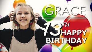 Grace VanderWaal - Happy 13th Birthday