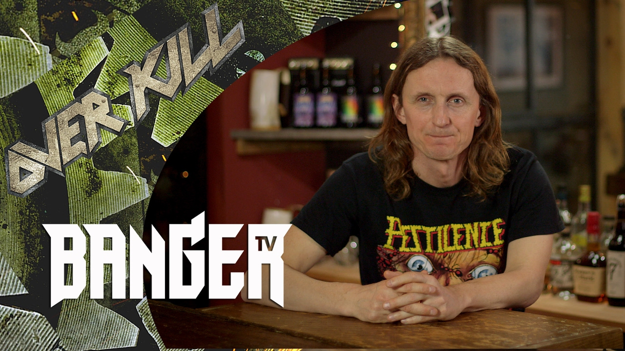 OVERKILL The Grinding Wheel Album Review | Overkill Reviews episode thumbnail