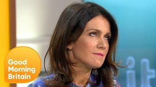 Susanna Calls Piers Out on Being 'Deliberately Obtuse' | Good Morning Britain
