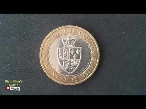 £2 Coin - Guinea - UK (United Kingdom) - 2013