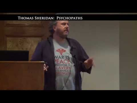 Thomas Sheridan - Psychopaths in Public Life and in the British Parliament