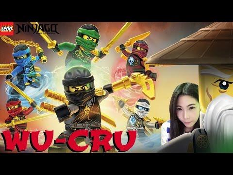 Lego Ninja Go WU-CRU เกมมือถือ [DevilMeiji]