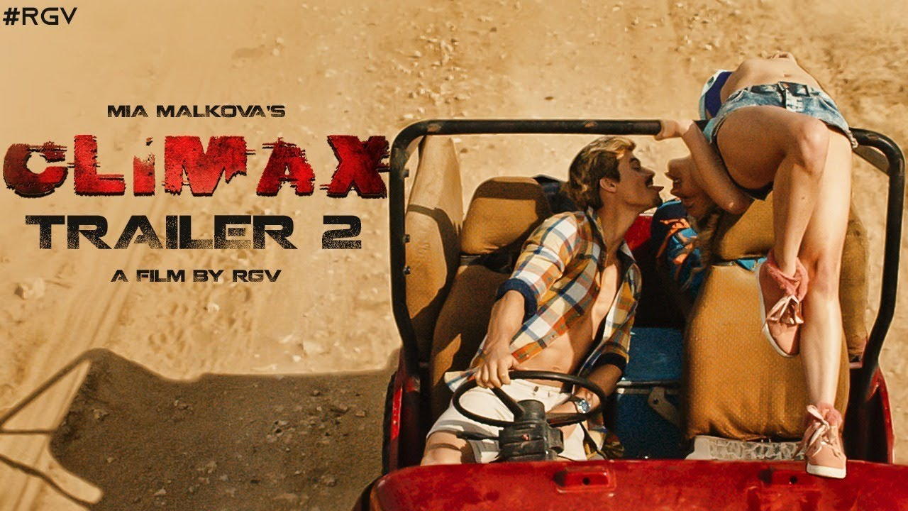 RGV Climax Trailer 2 | Ram Gopal Varma | Mia Malkova | Shreyas ET
