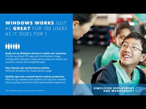 Australia 2017 Windows 10 in Education Innovations for Teachers and Schools