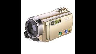 Hausbell HDV 5052 - Camcorder Review