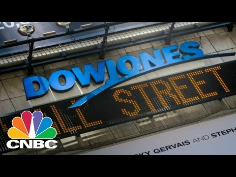 Another Lost Decade For The Dow? | Trading Nation | CNBC