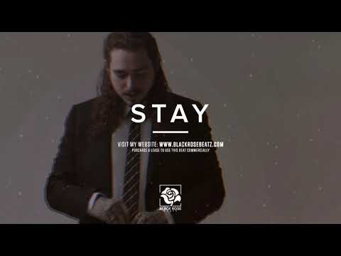 """Post Malone Type Beat x Kanye West """"Stay""""   Orchestra Type Beat 2019   Emotional Trap Type Beat 2019"""