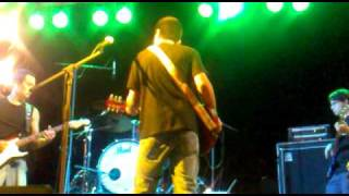 The unknown - Fortunate son (Creedence clearwater revival cover) live in Avellino August 2010